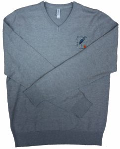 PULL GRIS HOMME/DAME